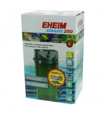 Eheim classic 250 2213 plus media 2213050