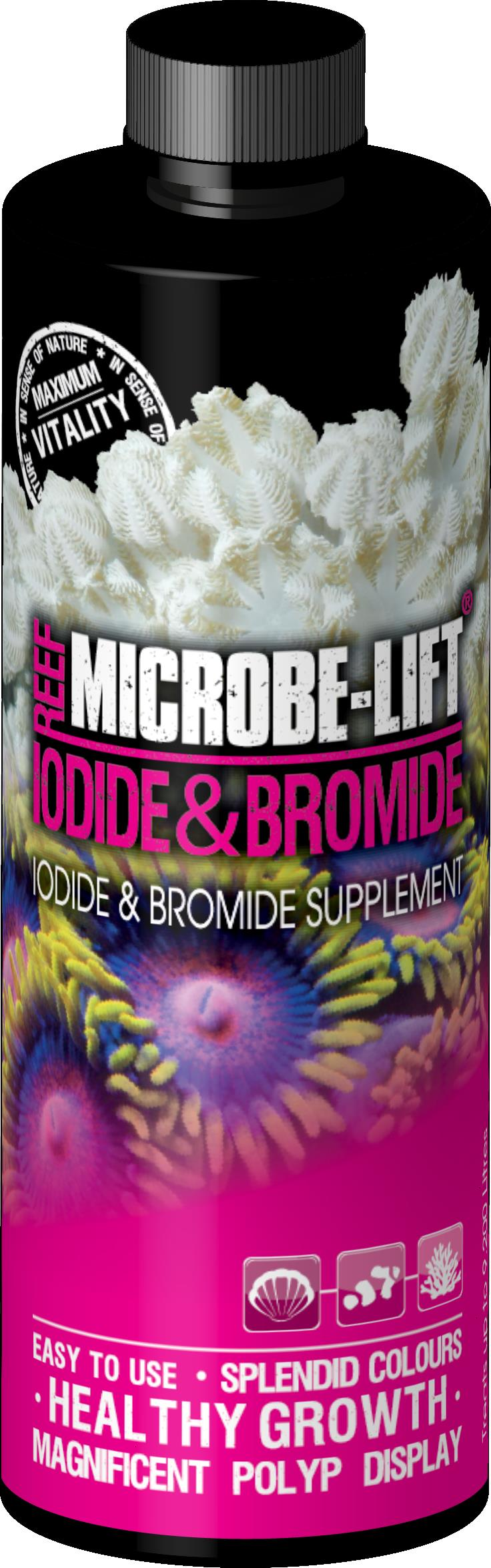 Microbe-Lift Iodide & Bromide 473ml