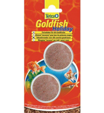 Tetra Goldfish Holiday 2 X 12 G